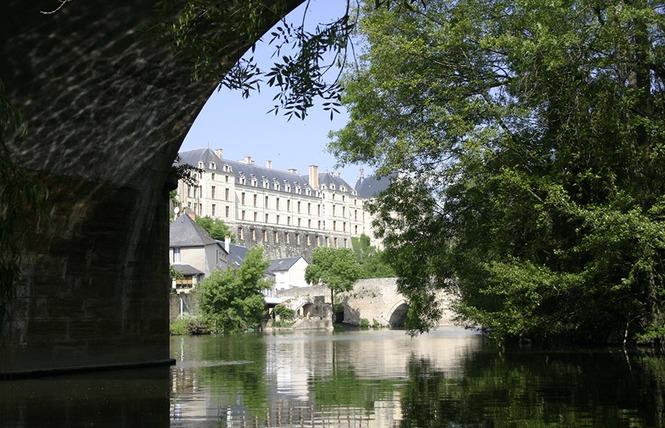 Château des ducs de La Trémoille